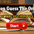 Can You Guess The Original Titles Of These Famous Books?