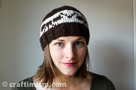 Ant Knit Hat
