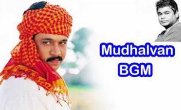 Mudhalvan Super Hit Best BGM   A. R. Rahman   Arjun