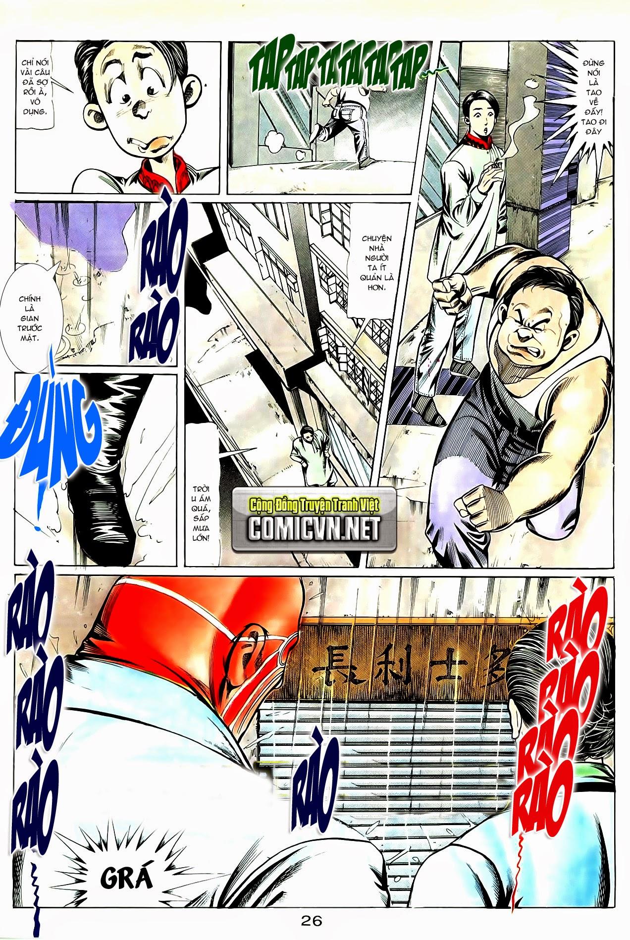 Người Trong Giang Hồ chapter 84: đỗ vương hạ tân trang 29