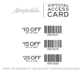 photograph about Aeropostale Application Printable identified as Aeropostale Printable Discount coupons July 2017 - Discounted Footwear Retailer