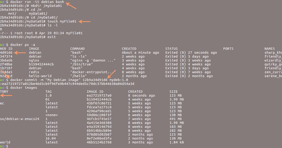 Dockerfile Build Best Practice