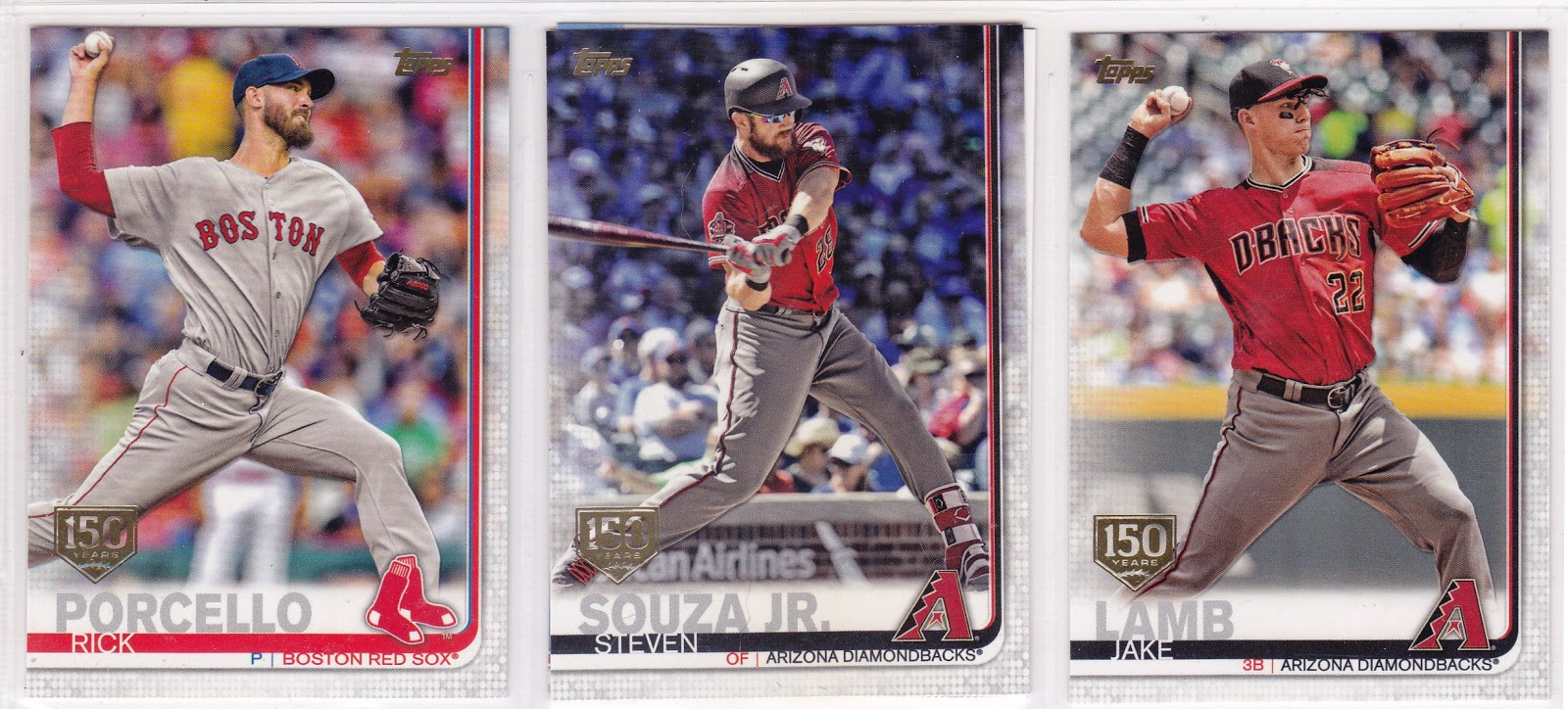 3dc89dfc70f 2019 Topps 150th Anniversary Parallels   Topps