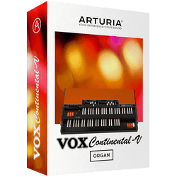 Download Arturia - VOX Continental V v2.3.1.1782