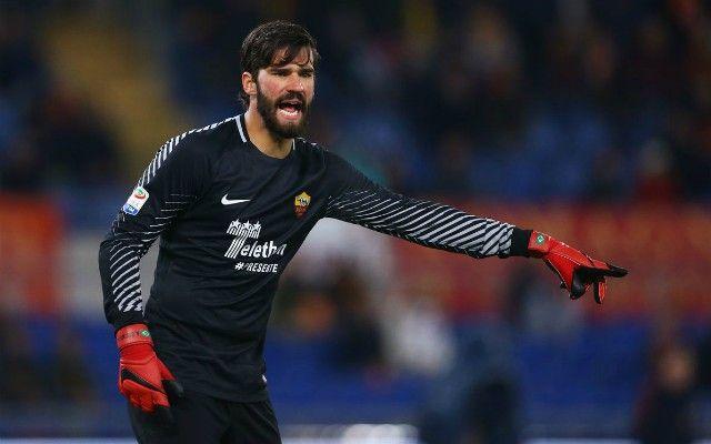 Liverpool disaranakan Untuk Datangkan Alisson Dari AS Roma