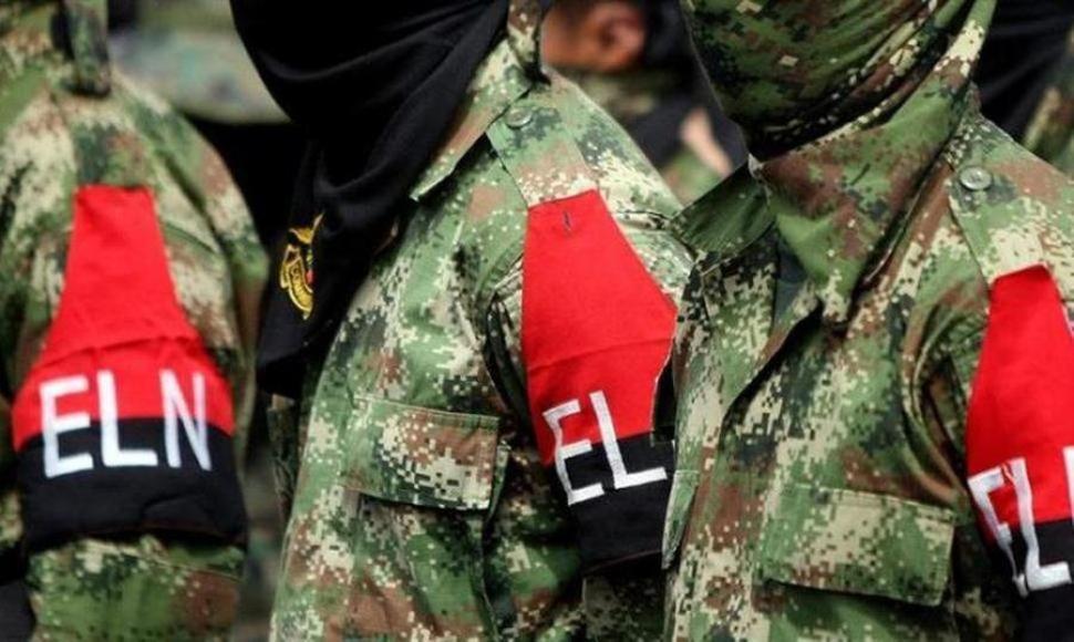 Asesinan al menos 6 miembros del @ELN_Paz en Colombia