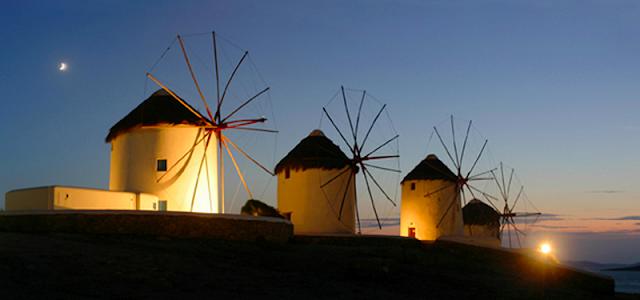 Atrações turísticas de Mykonos