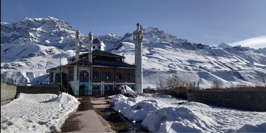 Sudah 4 Bulan tak ada Shalat Jumat di Masjid Besar Kashmir