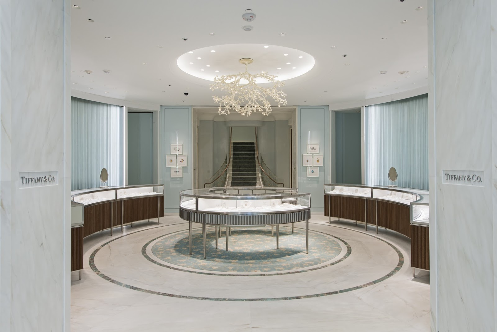 Tiffany's Opened Its Store in Madrid