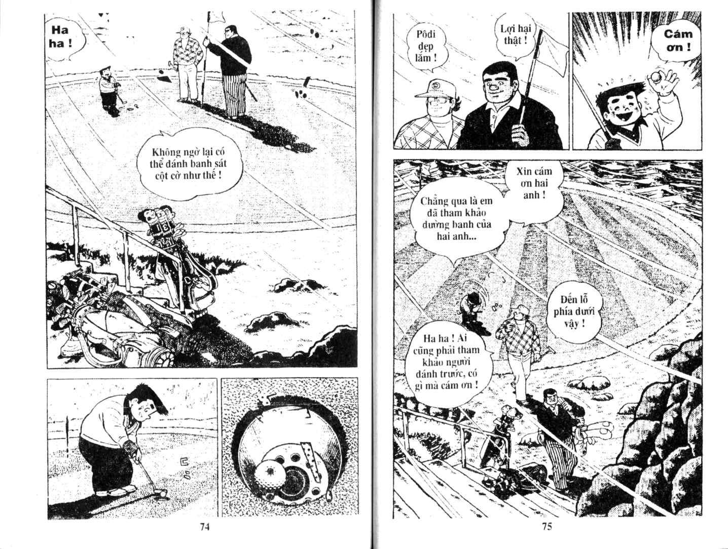 Ashita Tenki ni Naare chapter 16 trang 36