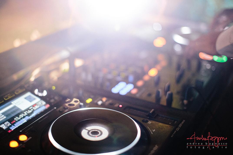 DJ set villa faraggiana