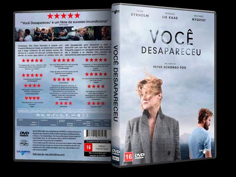 Capa DVD Você Desapareceu [Custom]