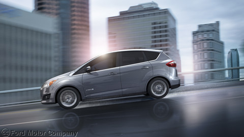 Ford C-Max Energi Plug-in Hybrid (PHEV) Kicks the Prius and Volt to the Curb
