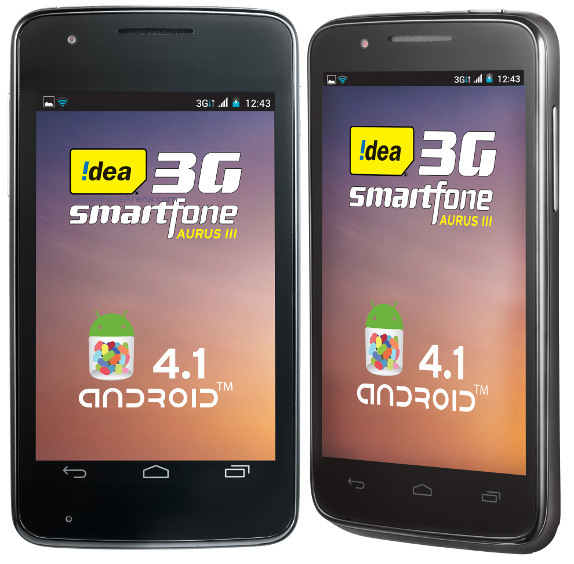 Idea Aurus III price in India and specifications