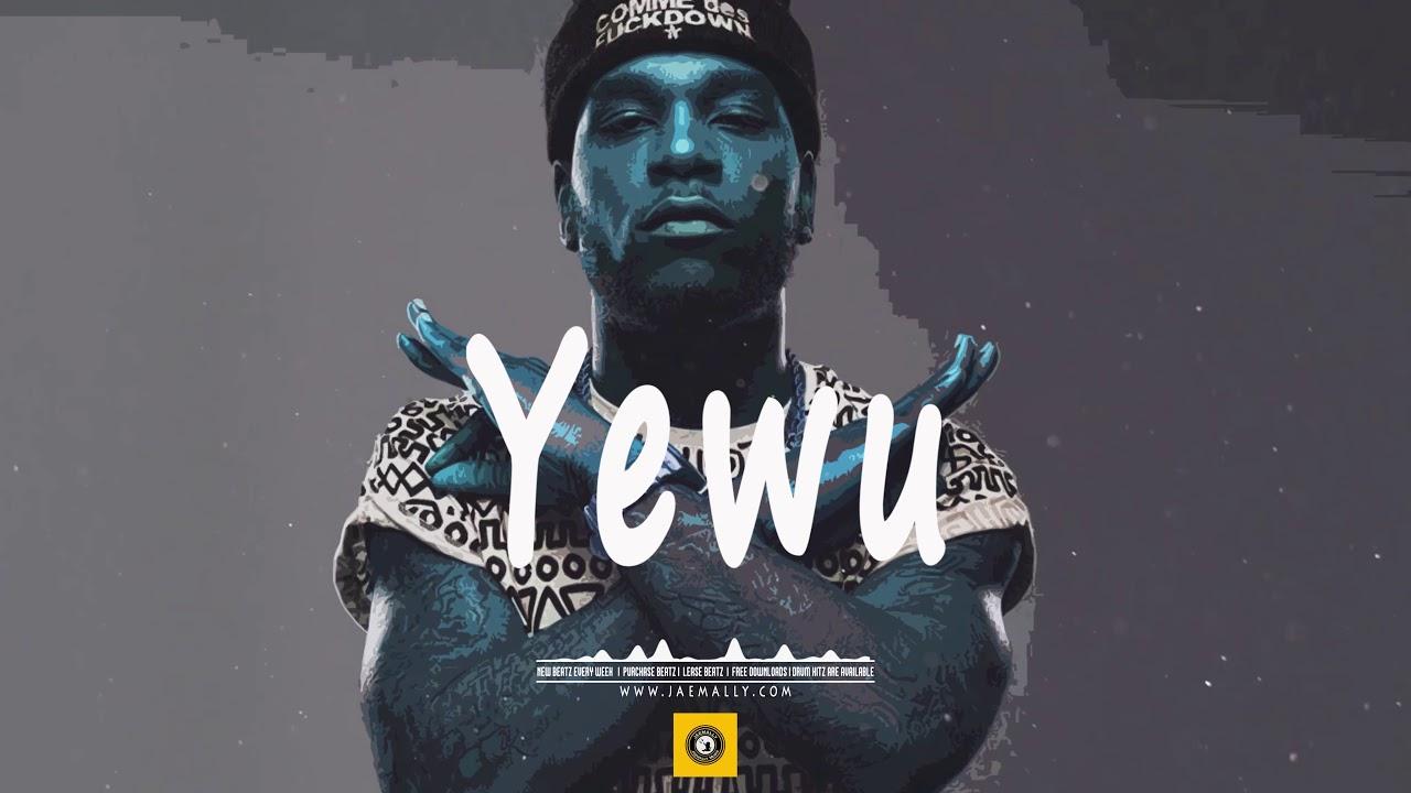 Burna Boy - Type Afrobeats Instrumental | ''Yewu'' 2019