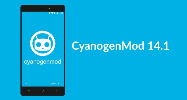 CyanogenMod for Samsung J5