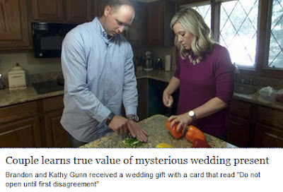 http://www.cbsnews.com/news/couple-learns-true-value-of-mysterious-wedding-present/
