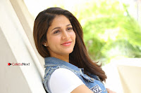 Telugu Actress Lavanya Tripathi Latest Pos in Denim Jeans and Jacket  0171.JPG