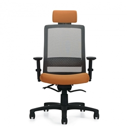 Office Chair That Responds To User Weight