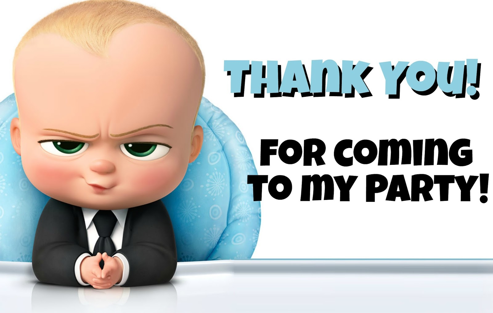 musings of an average mom boss baby thank you cards boss baby thank you cards