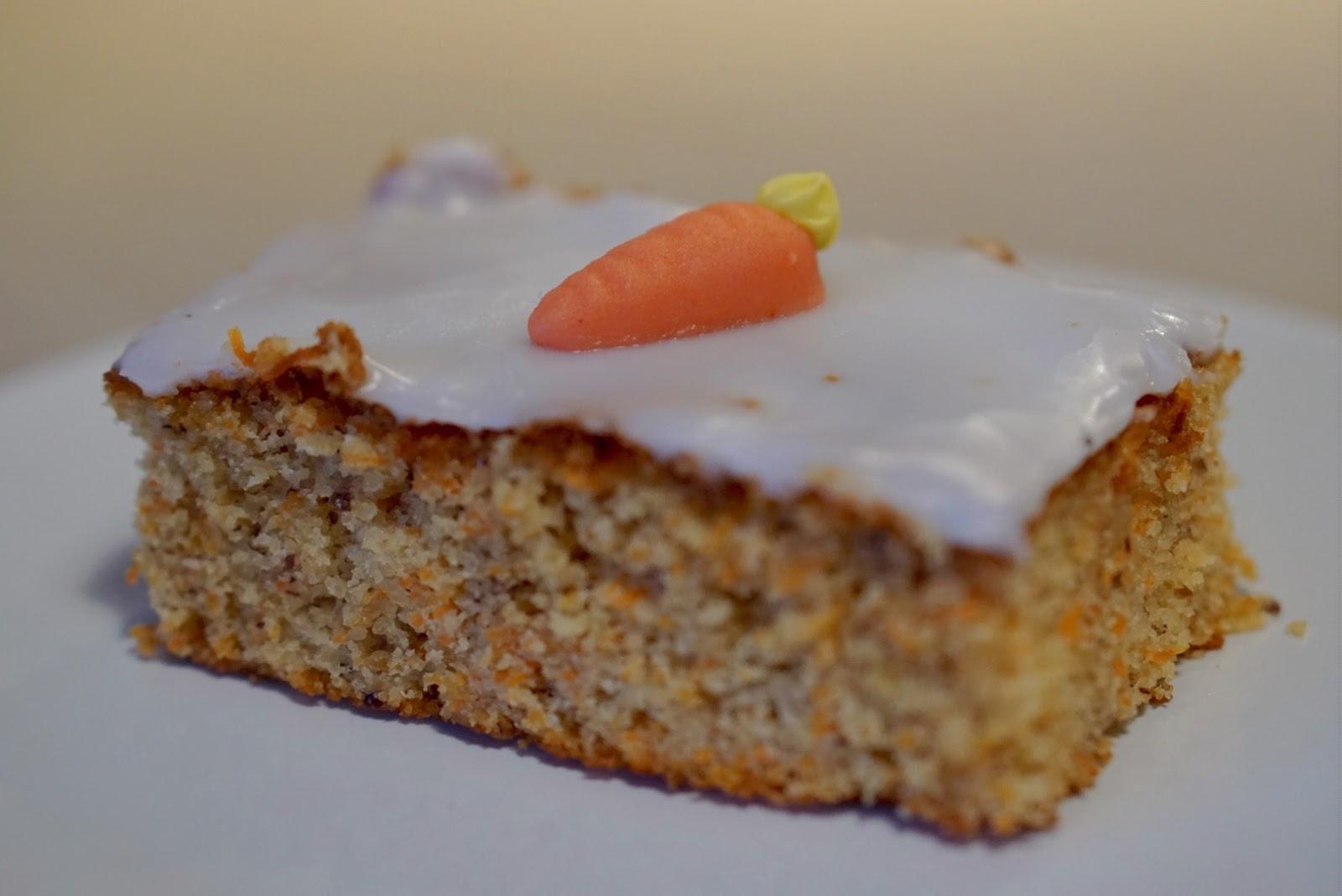 Rezept Karottenkuchen