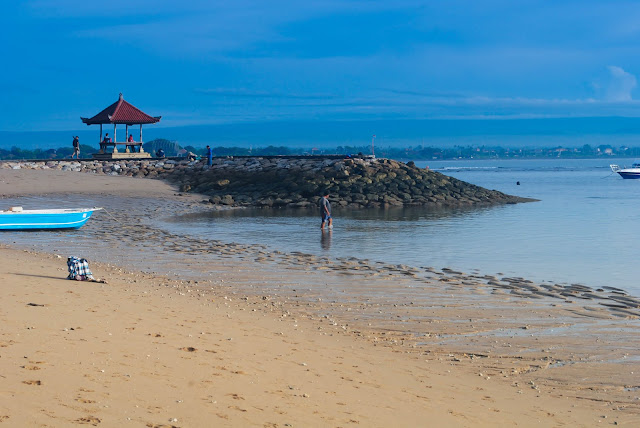 Bali destination sanur beach