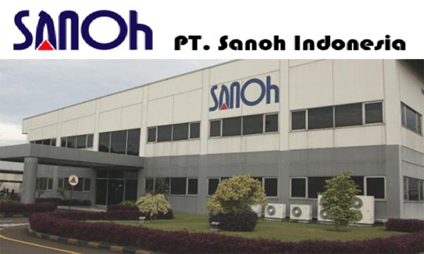 PT Sanoh Indonesia 2017