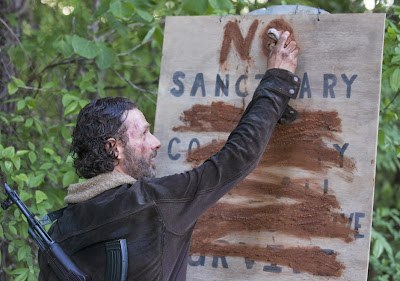 The Walking Dead 5x01: Preda e cacciatore (No Sanctuary)