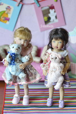 куклы Хелен Киш