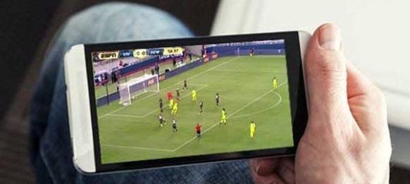 Aplikasi Streaming Bola Android dan Komputer PC