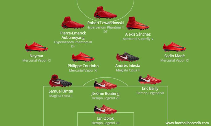 401158b81 Nike Fire vs Nike Ice Boots XI Duel - Which Players   Teams Will ...