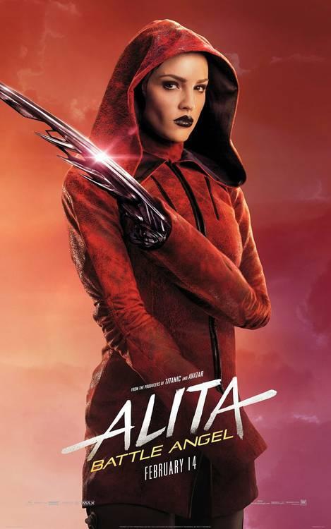 Anita - Anjo de Combate Poster 09
