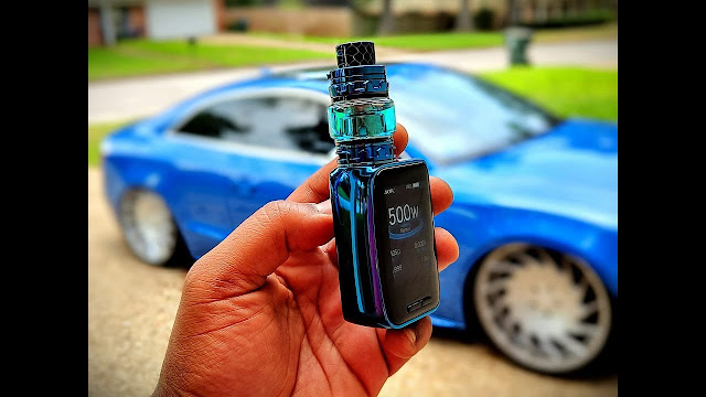 What Will You Get From SMOK X-Priv Baby Kit?