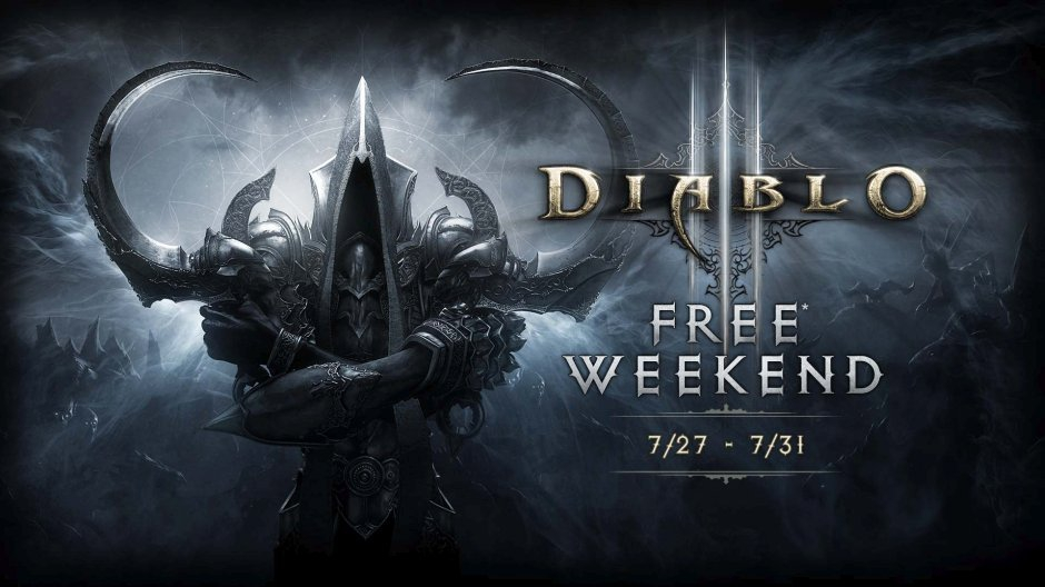 Ultimate Evil Edition terá final de semana gratuito no Xbox One — Diablo III