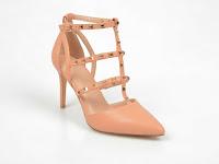 Pantofi ALDO nude, Adaovia, din piele ecologica