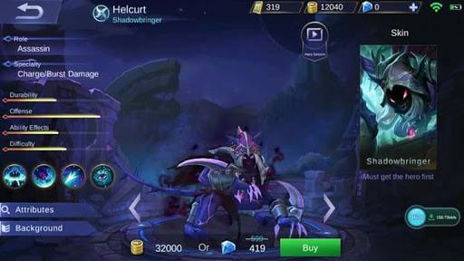 Helcurt Best Item Build