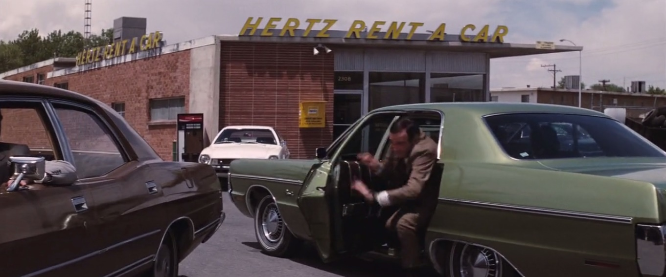 Hertz Car Rental Downtown New Orleans