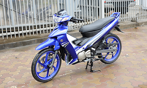 Yamaha 125zr 2016 tại Sài Gòn 3