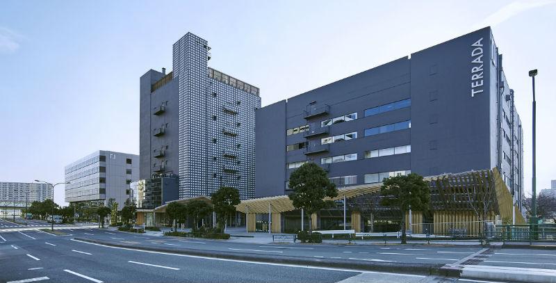 Edificios principales de la Compañía Warehouse Terrada