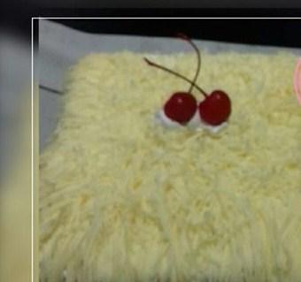 Resepi Cheese Cake