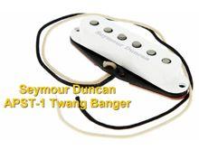 Seymour Duncan Twang Banger: Sonido Telecaster en una Strat
