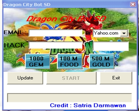 Dc tool hack dragon city