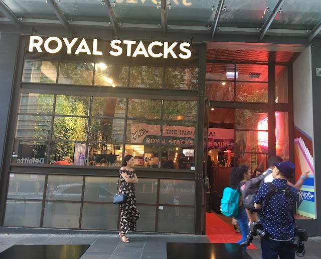 Royal Stacks, Melbourne
