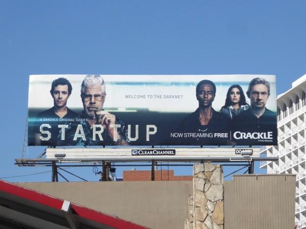 StartUp season 2 billboard