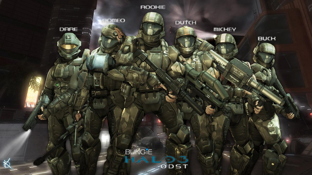 Halo 3 Odst Wallpaper Wallpaper 77