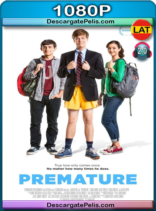 Premature (2014) 1080P BRrip Latino – Ingles