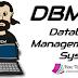 Definition of DBMS - Database Management System