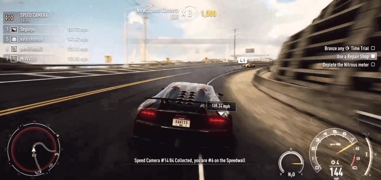 تحميل لعبة need for speed rivals