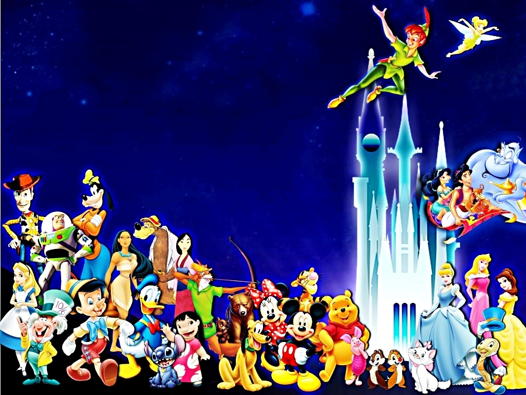 Disney characters | HD Wallpapers Pics