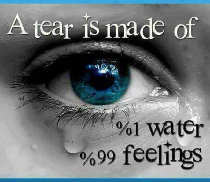 hurtful quotes of tears